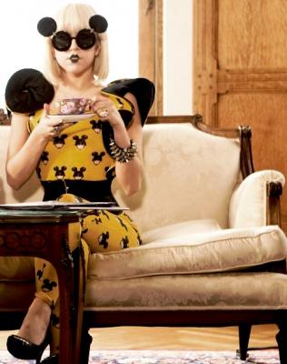 Lady Gaga en Paparazzi