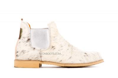 Neon Boots Potro Blanco