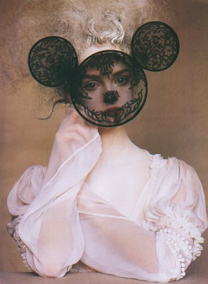 Irving Penn para Vogue