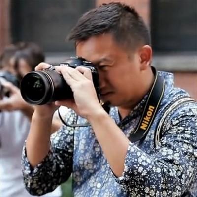 El fotógrafo Tommy Ton