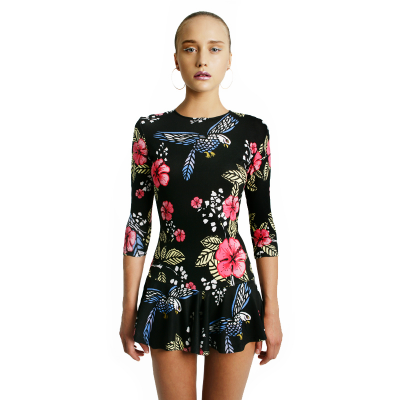 Cannibal flower dress